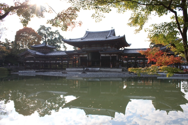 Byodo-in Temple in Uji City!