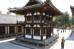 Toshodaiji Temple, Nara April 2011!