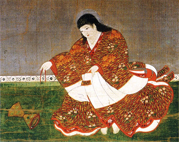 Famous Deaths Today: 1185 – Antoku Taira, Emperor of Japan (1180-85), Drowns.