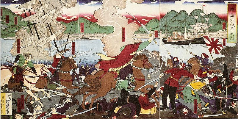 Historical Events Today: 1869 – The Naval Battle of Hakodate takes place in Japan.