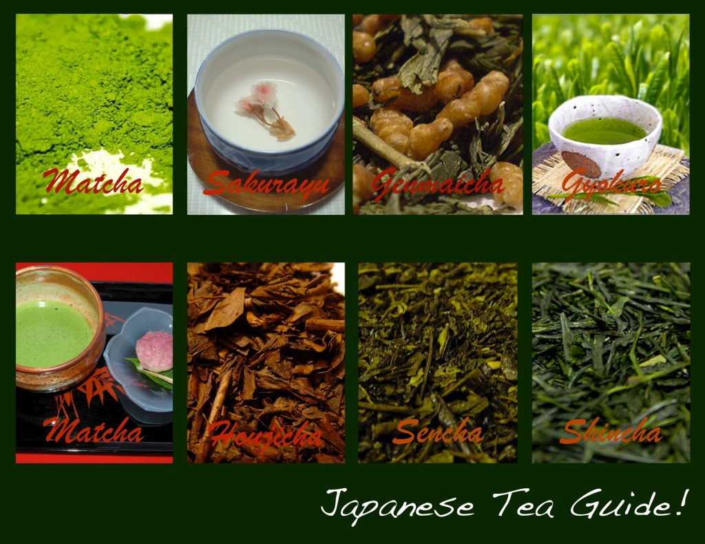 A Simple Japanese Tea Guide!