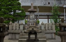 Memorial site of Oda Nobunaga!