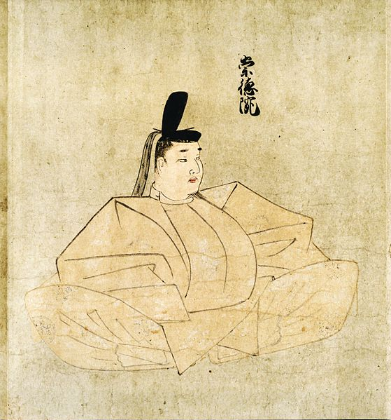 Famous Birthdays Today: 1119: Emperor Sutoku of Japan.