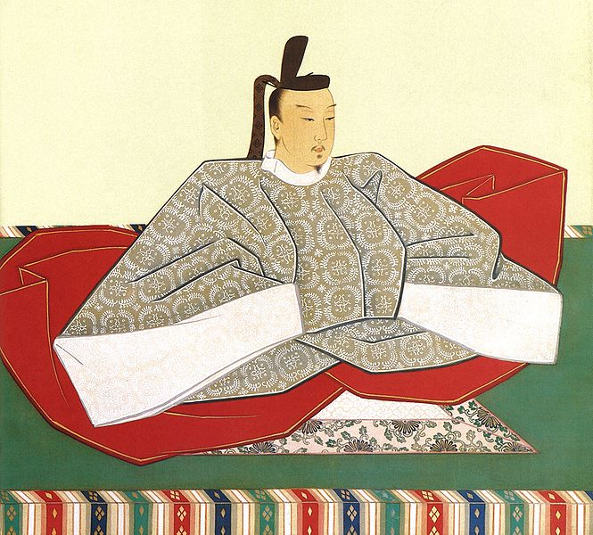 Famous Birthdays Today: 1377-Emperor Go-Komatsu of Japan.