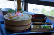 Hiyashi Somen Along the Kiyotake River in Kyoto!