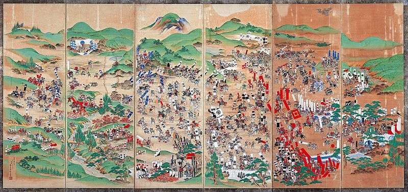 Historical Events Today: 1600 – Battle of Sekigahara sets Tokugawa clan as Japan's rulers (shoguns)!